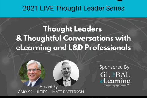 global eLearning thought leader series